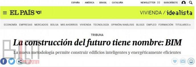 La construcción del futuro tiene nombre: BIM